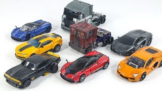 Transformers 4 AOE Bumblebee Optimus Prime Galvatron Lockdown Shadow Raider Stinger Centry Robot Toy