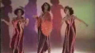 THE SUPREMES - Let My Heart Do The Walking (1976)