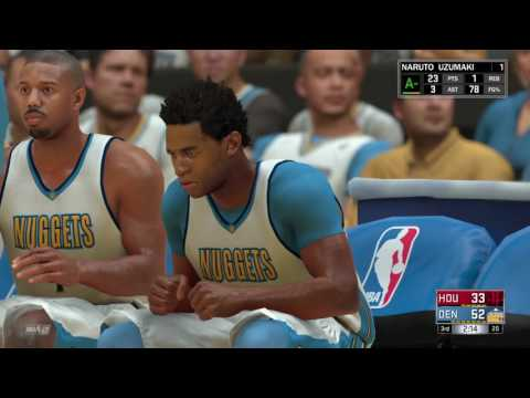 NBA 2K17 how to score 1000 points per game