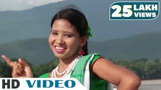 Barpada Rongin Sari Title Song - New Santali Video Song 2018 Full HD