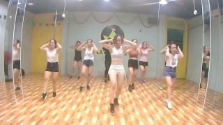 Sexy Dance - Latin Dance in Da Nang | 1,2,3 Sofia Reyes |  NOT MY CHOREO