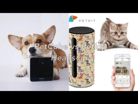 Global Pet Expo Heads Up: Petcube v Petkit