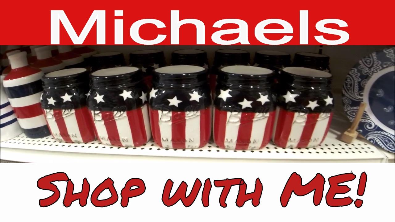 Michaels home seasonal decor shop with me youtube Michaels home decor