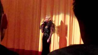 Madonna @ W.E. Premiere Screening (NYC)