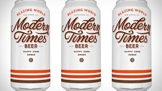 Modern Times Blazing World Video Beer Review | San Diego Beer Vlog EP 528