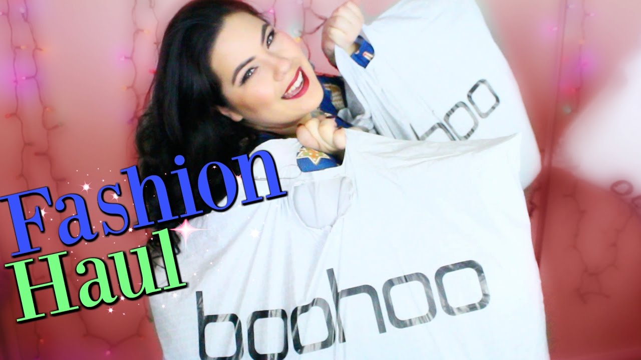 185c0efae893 Boohoo Plus Size Holiday Fashion Haul - YouTube