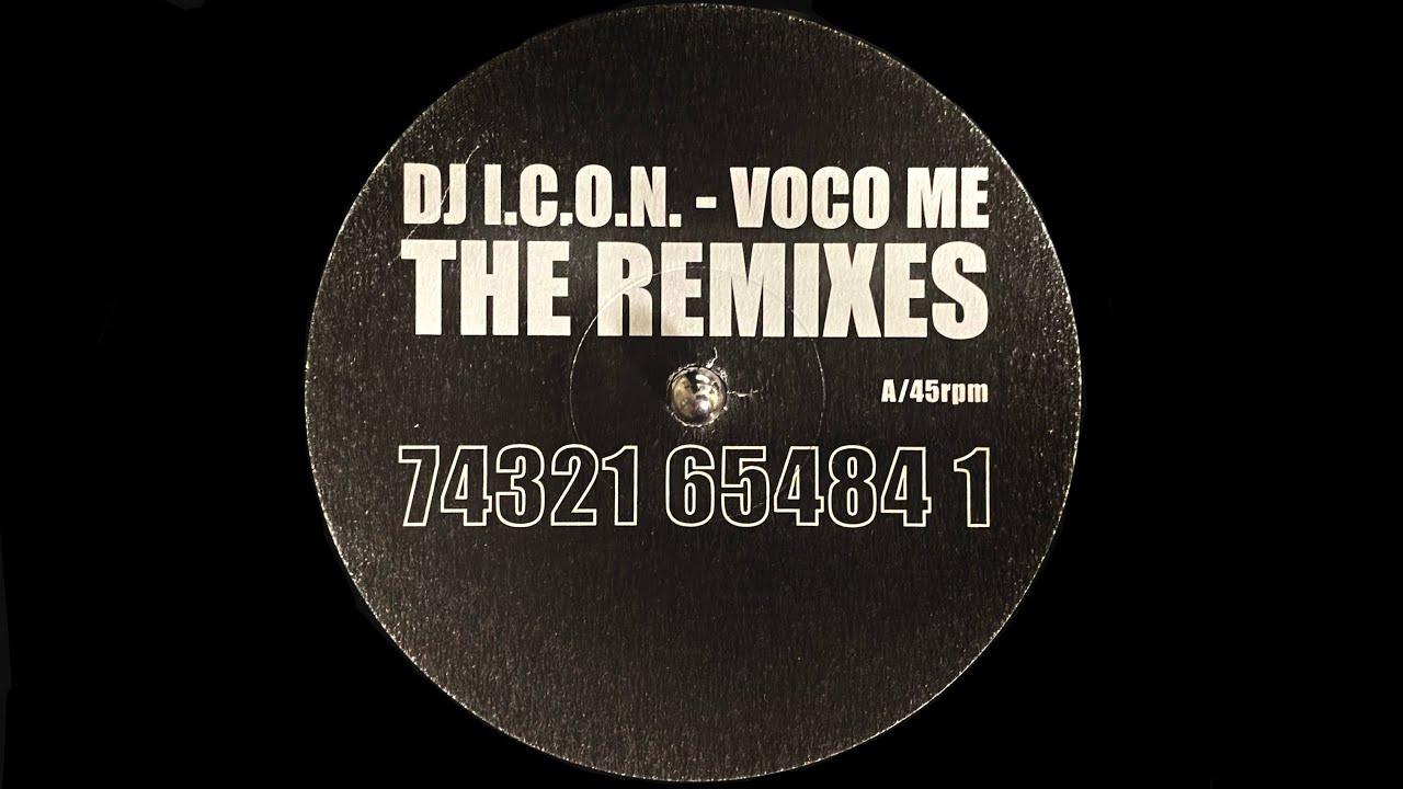 DJ I.C.O.N. - Voco Me (Flim Flam Remix) (1999)