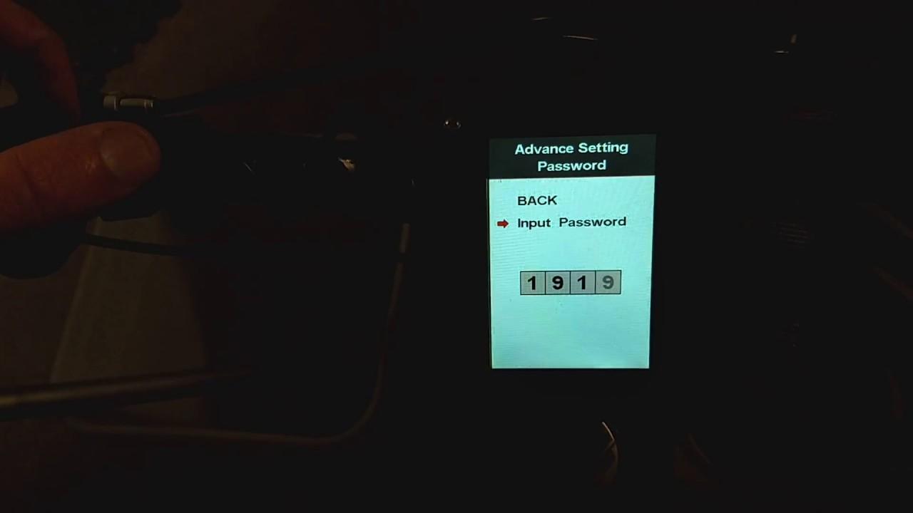 Bafang DPC-14 Display Setup (for BBS02, BBSHD & BBS01)