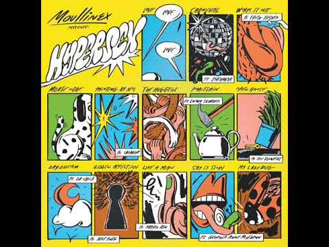 Moullinex - The Huggers