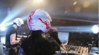 Pet Duo @ Awakenings 28-01-2012 Klokgebouw Eindhoven