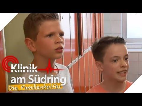 Jaden (9) will nicht verprügelt werden | Klinik am Südring - Die Familienhelfer | SAT.1 TV