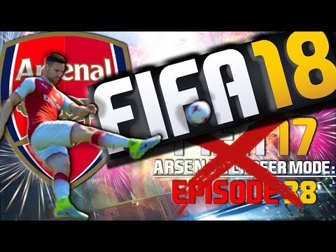 FIFA 18 IS HERE and WHAT A START!!!!!!! - ARSENAL CAREER MODE - FIFA 18