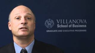 Villanova MSF Q&A with Professor Michael Pagano 1