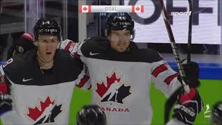 Eishockey WM 2018 - USA vs. Kanada 4:1 / Spiel um Platz 3 Highlights Sport1