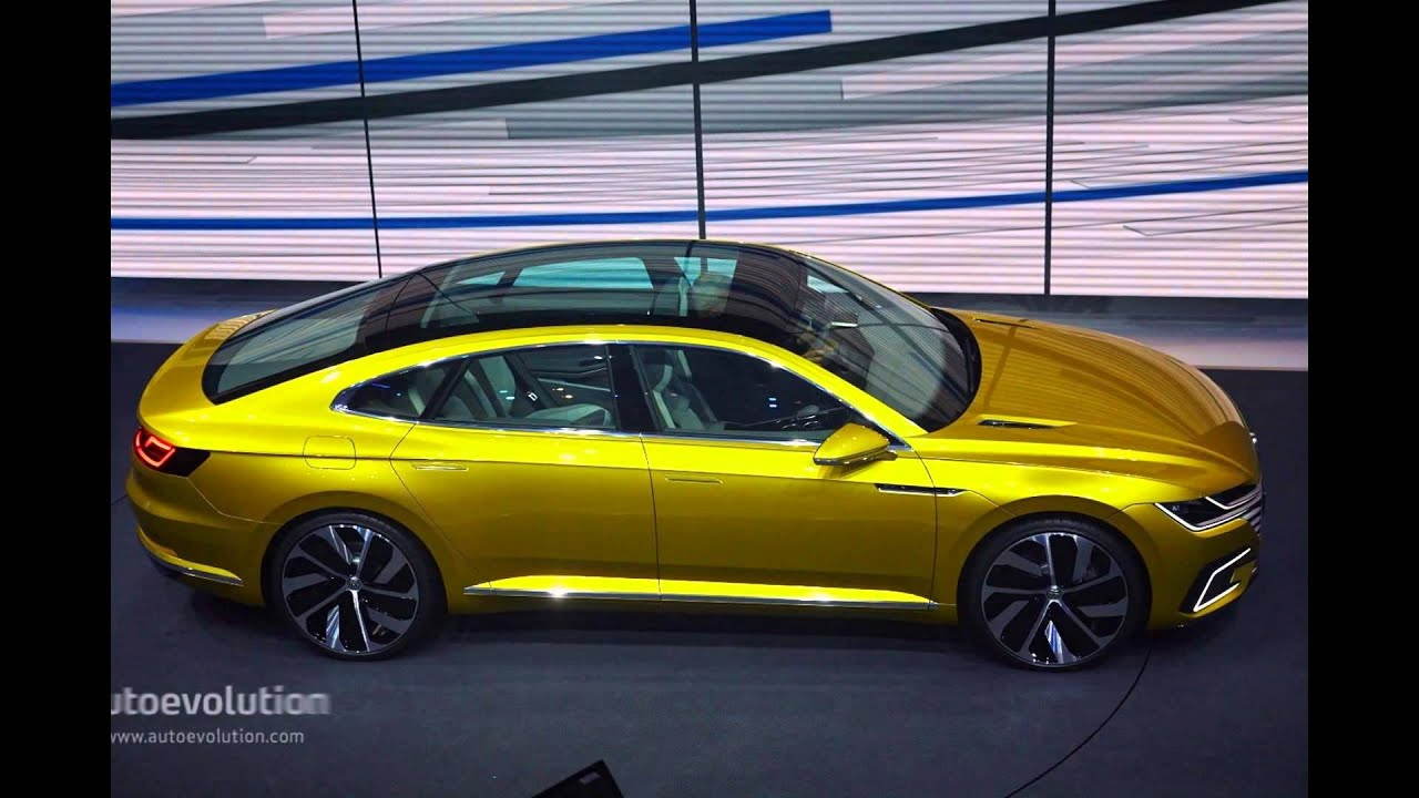 2017 2016 VW Sport Coupe GTE : New Luxury SPort Car Reviews U0026 Release Date