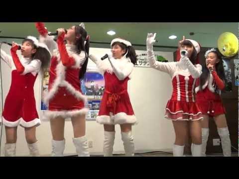 仙台ご当地アイドル・みちのく仙台ORI☆姫隊LIVE/EBeans (2012.12.22)P1