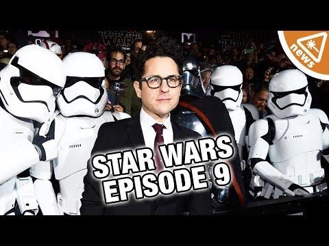 Can JJ Abrams Properly Close Out Star Wars Episode 9? (Nerdist News w/ Jessica Chobot)