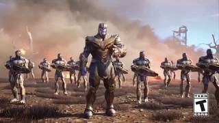 (DANK) Fortnite X Avengers : Endgame MEME Trailer