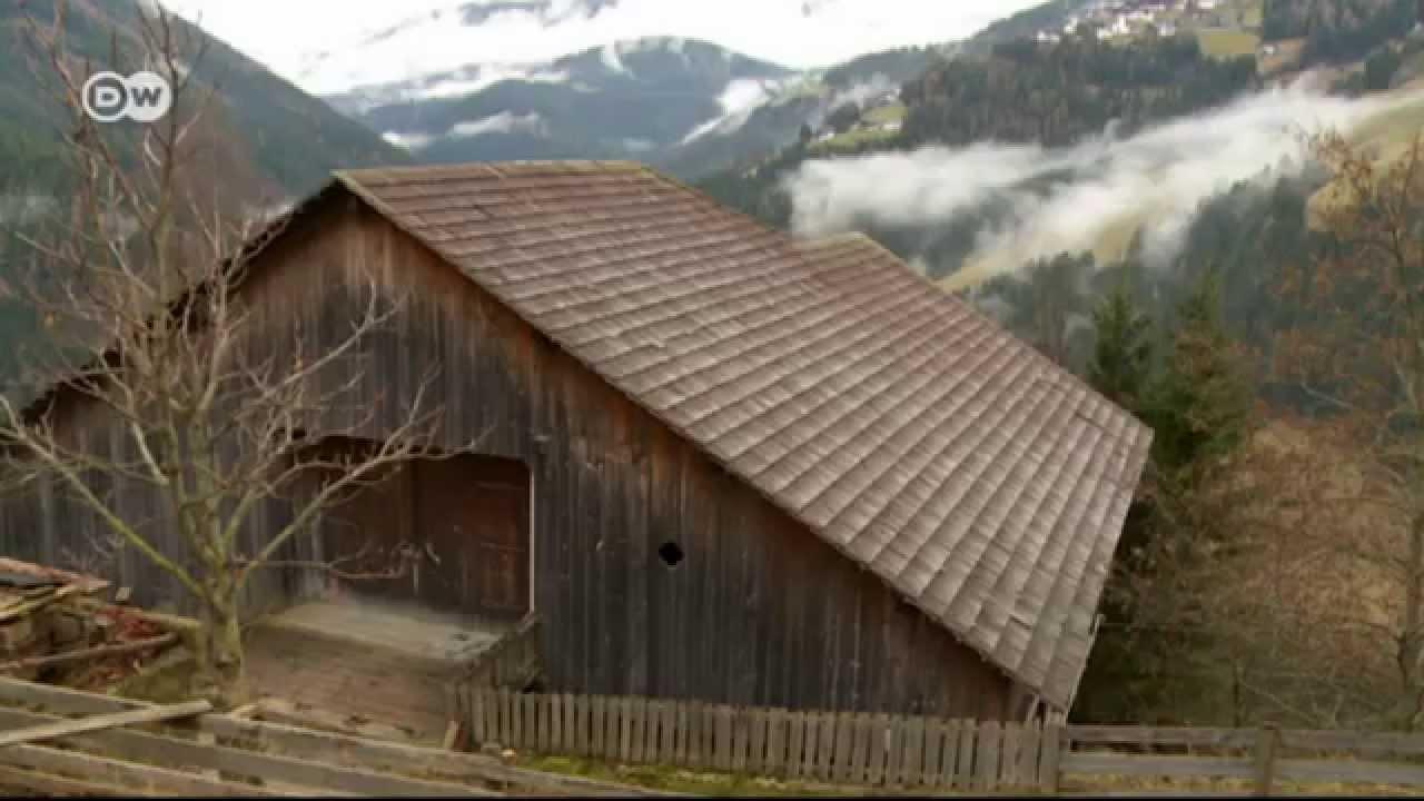 A Modern Farmhouse In South Tyrol