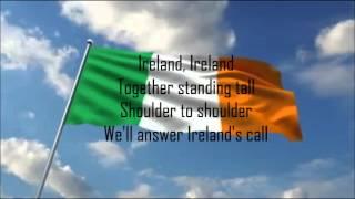IRELAND'S CALL (WITH LYRICS)