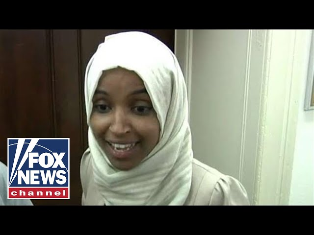 Rep. Omar: Nothing President Trump says should be taken to heart