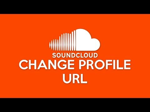 How to Change SoundCloud Profile URL