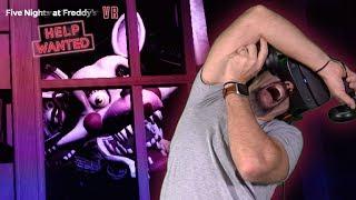 TERRIFYING TRICK OR TREATING!! | FNAF VR: Curse of Dreadbear DLC