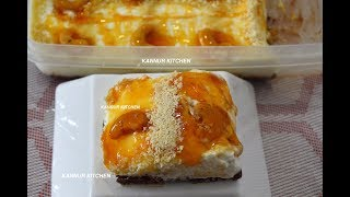 പെരുന്നാള് സ്പെഷ്യല് കാഷ്യുനട്ട് പുഡിംഗ് || Very Special Cashewnut Pudding With Whipped Cream