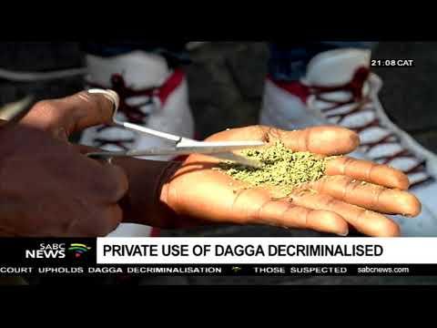 Rudy Maritz clarifies the #Dagga ruling