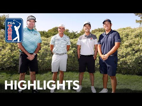 The Charity Challenge highlights at THE CJ CUP 2020