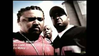 Westside Monster - Ice Cube feat Dr Dre and 2Pac 2013 DJ Mykey G