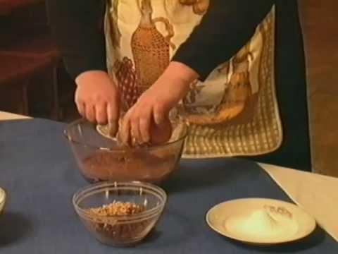Рецепт Видео рецепты Медовая коврижка - русская кухня