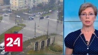 Погода 24   в Иркутской области огонь подбирается к нефтяным вышкам