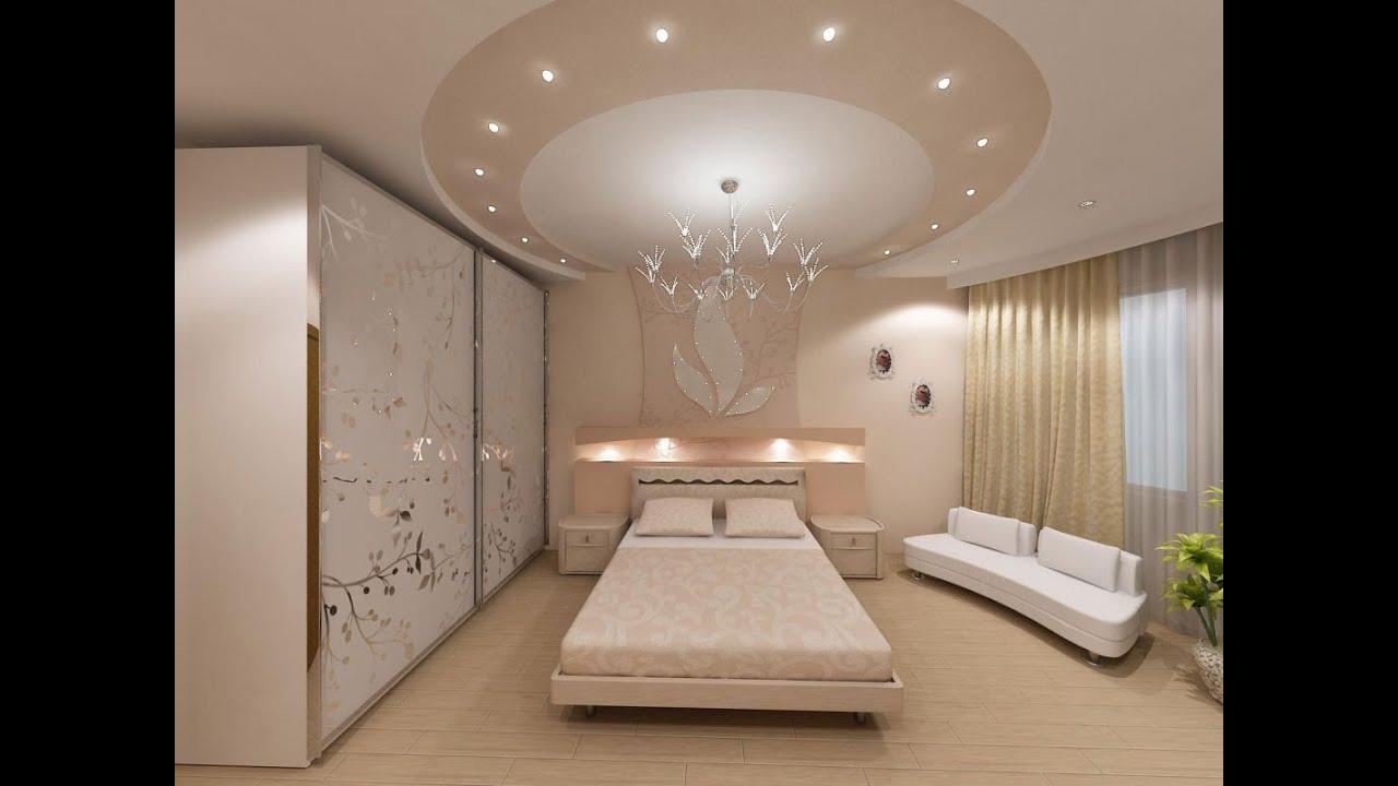 дизайн потолка из гипсокартона 3