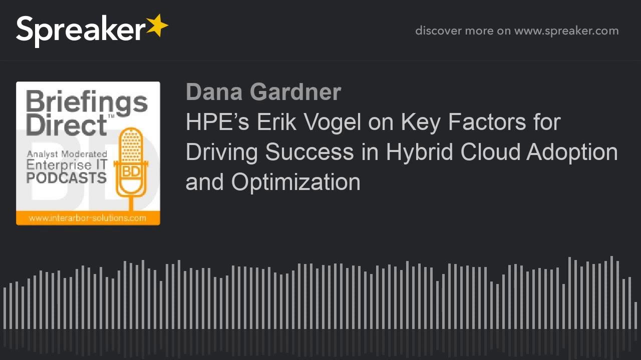 Podcast: Got hybrid cloud sprawl? Here's how to take control
