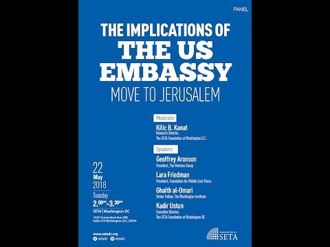 The Implications of the US Embassy Move to Jerusalem