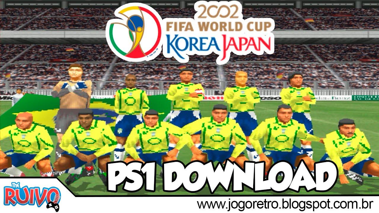 Winning Eleven World Cup 2002 Korea Japan 03 No