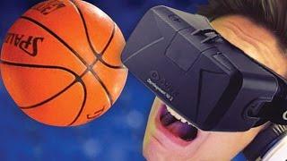 БАСКЕТБОЛ ГОЛОВОЙ (Oculus Rift DK2)