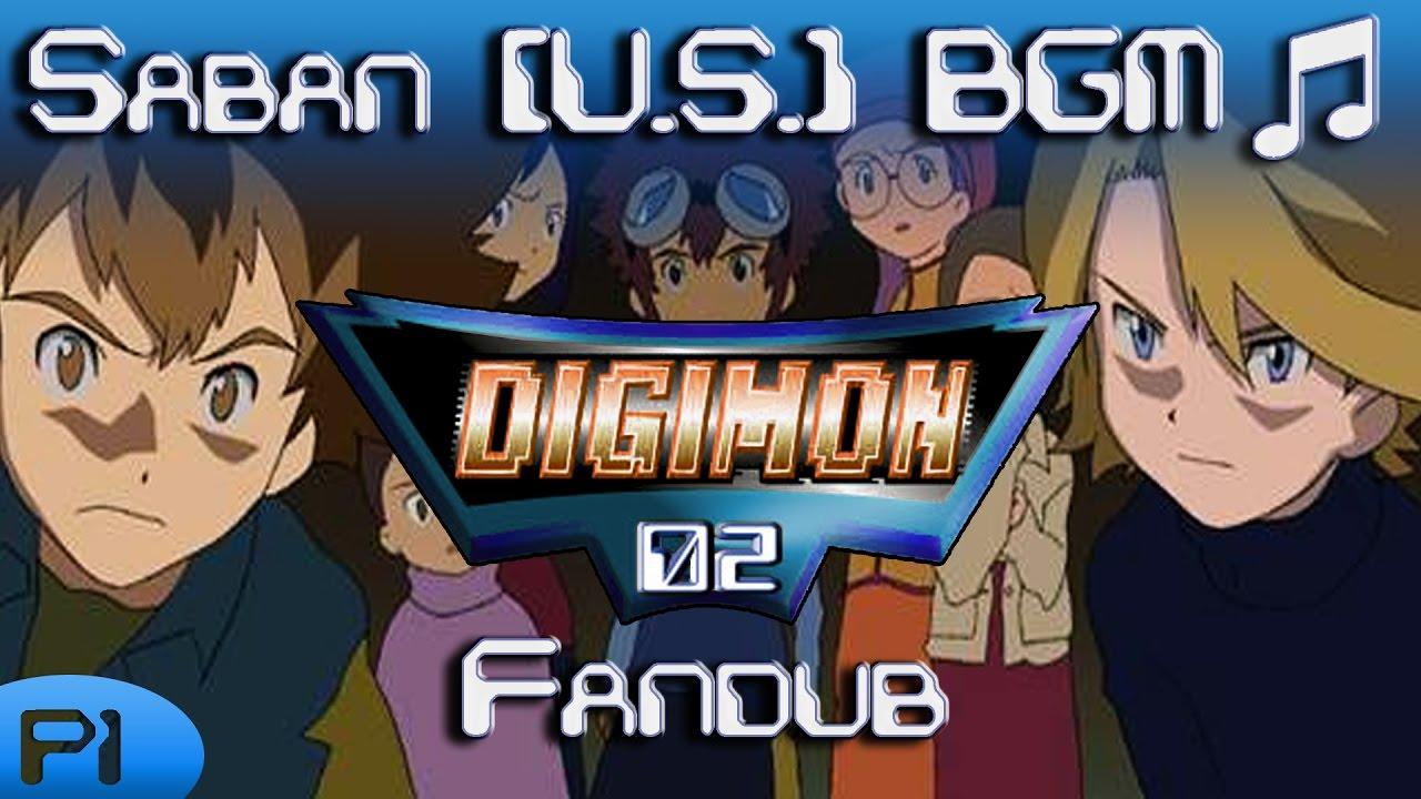 DIGIMON 02 Fandub Revenge Of Diaboromon 1