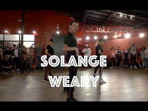 Solange - Weary | Hamilton Evans Choreography