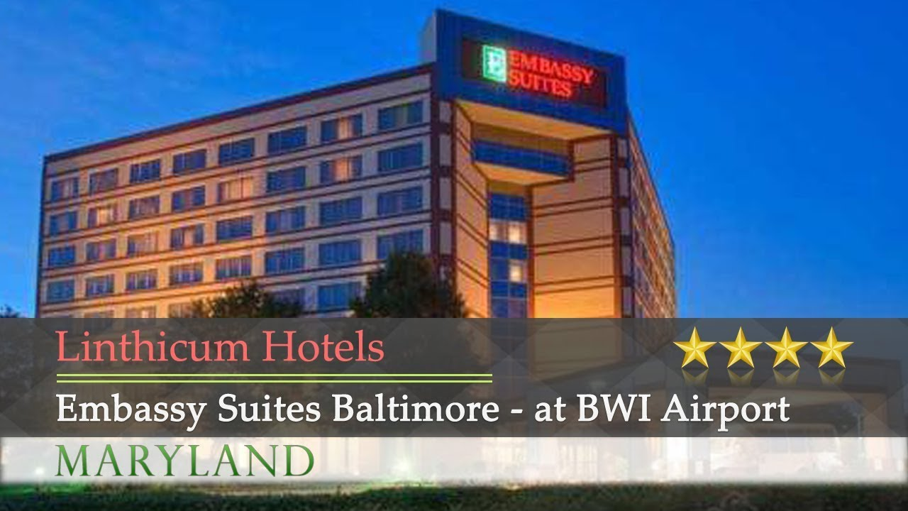Emby Suites Baltimore At Bwi Airport Linthi Hotels Maryland
