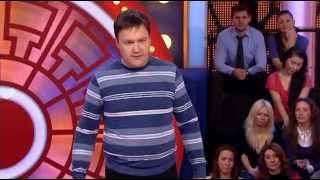 Рассмеши комика Россия выиграл 1 миллион Дружинин В.