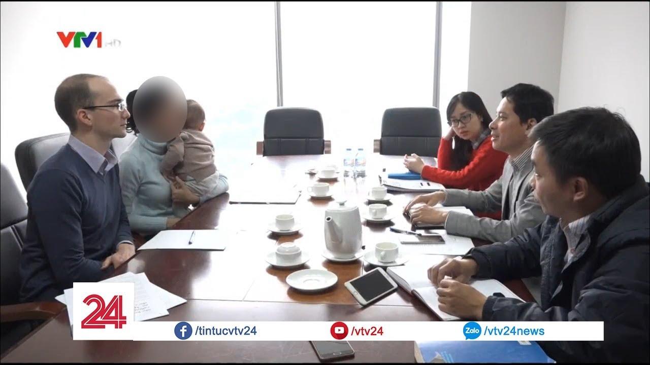 Daniel Hauer gửi lời xin lỗi tới Đại tướng Võ Nguyên Giáp- Tin Tức VTV24