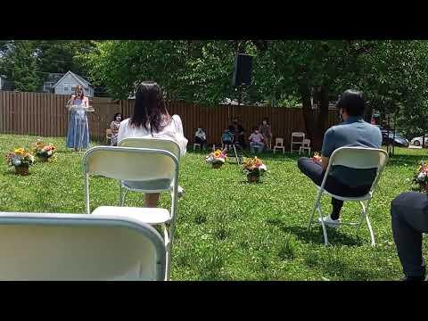Nathan Graduation @BreakThrough Montessori PCS K--Grade1 June 2021
