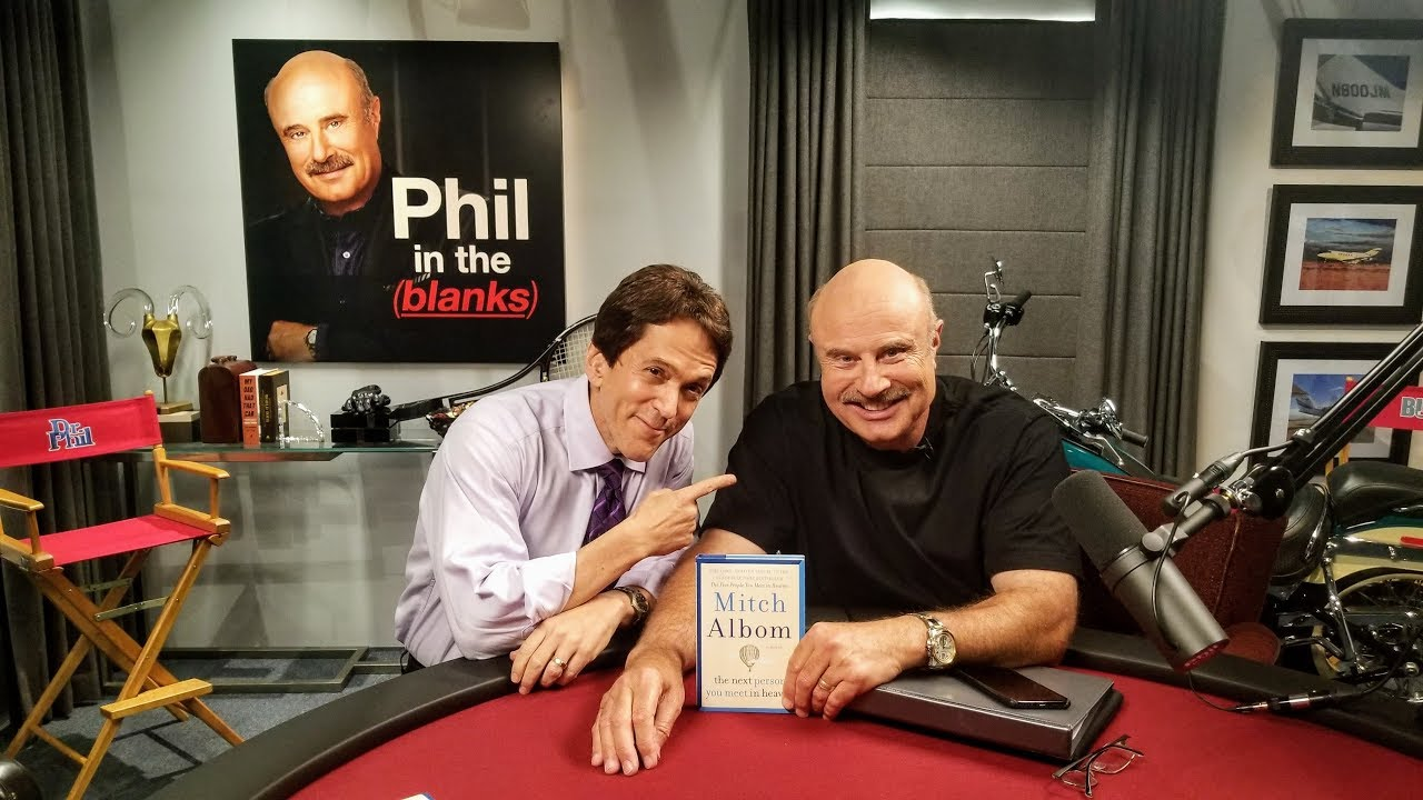 Mitch Albom, Best-selling Author, 'Tuesdays with Morrie' Joins Dr  Phil