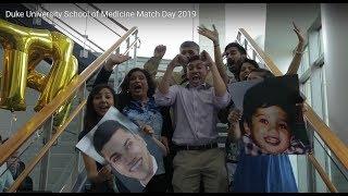 Duke University School of Medicine Match Day 2019