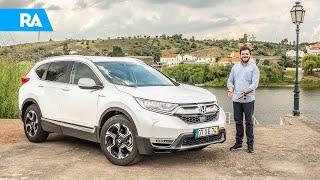 Honda CR-V Hybrid. O Diesel ainda faz falta?