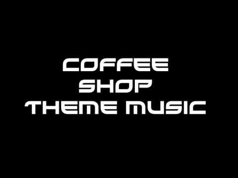 Coffee Shop Menu Music