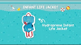 Snuggle Bugz Salus Life Jackets Part 2 Youtube