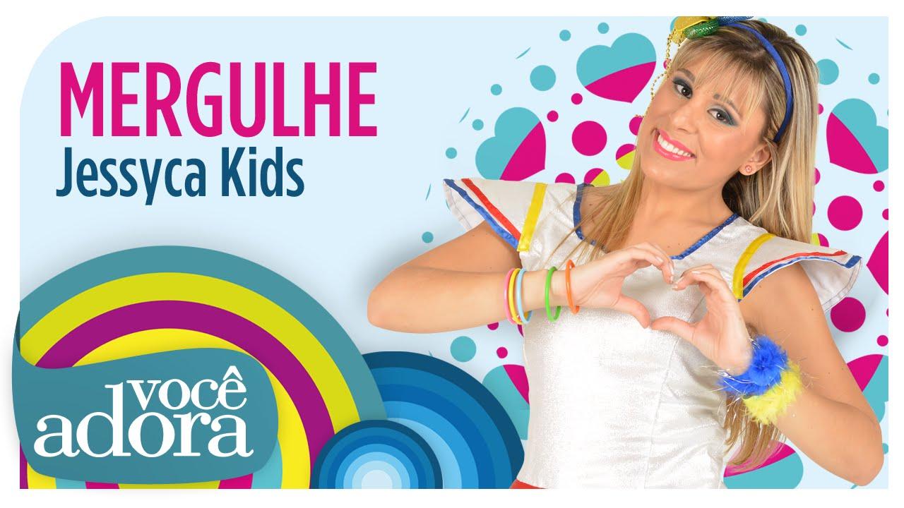 Jessyca Kids - Mergulhe (DVD Jornal da Alegria)